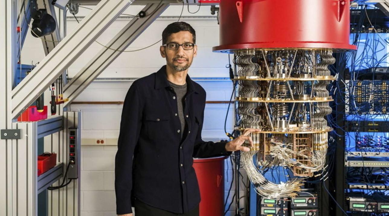 Il computer quantistico di Google si fa sempre più realtà