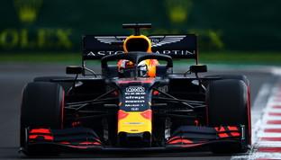 Verstappen retrocesso: gioia Leclerc-Vettel