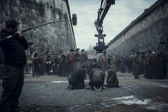 The Witcher, le nuove immagini della serie TV
