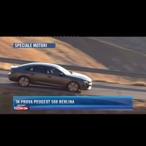 In prova la Peugeot 508 berlina 130cv