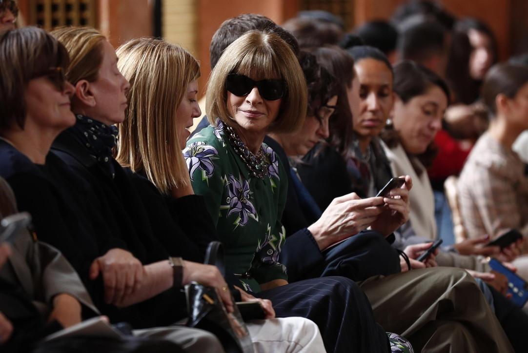 Anna Wintour, la signora della moda mondiale