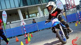 A CityLife il Trofeo Eicma per educarsi alle due ruote