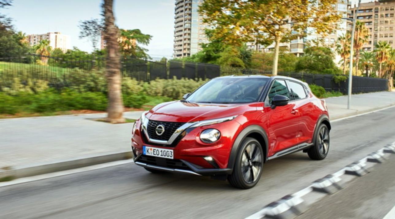 Nissan Juke, seconda generazione
