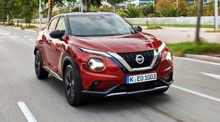 Nuovo Nissan Juke, Design ed Emozione