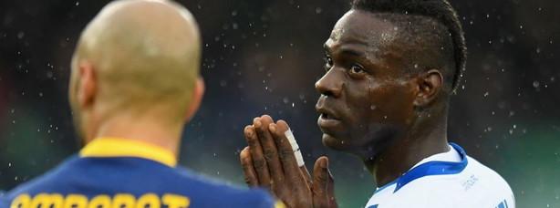 """""""Balotelli ha fatto una pagliacciata"""", il capo ultras del Verona all'attacco"""