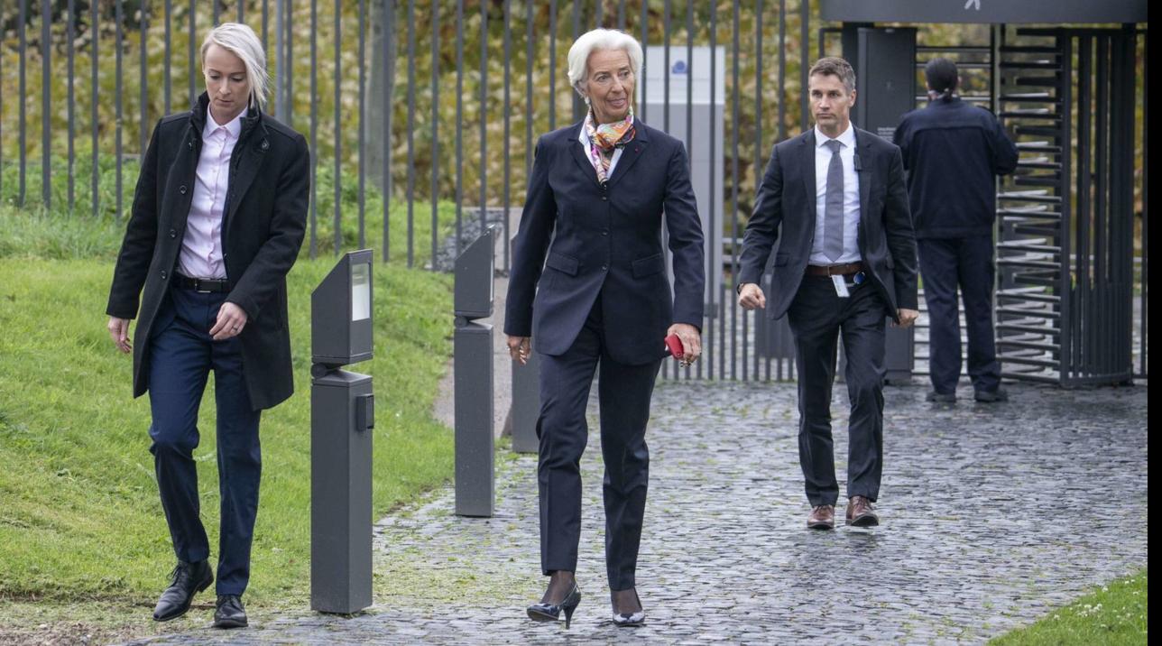 L'esordio a Berlino della neopresidente Bce Christine Lagarde