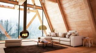 Casa: quelle in montagna sono da sogno