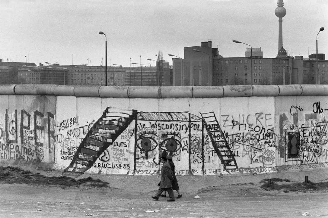 Muro di Berlino, quando la città e la Germania erano divise in due