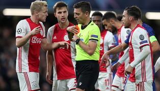 """Tadic furioso con Rocchi: """"Ci ha rubato tutto, ha distrutto la partita"""""""