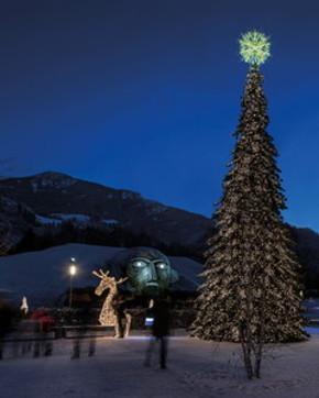 Tirolo: Feste sfolgoranti nei Mondi Swarovski