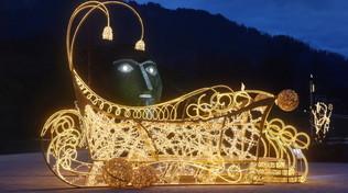 Tirolo: nel cuore delle Alpi un Natale scintillante