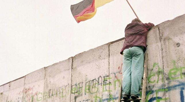 9 novembre 1989, la Caduta del Muro di Berlino