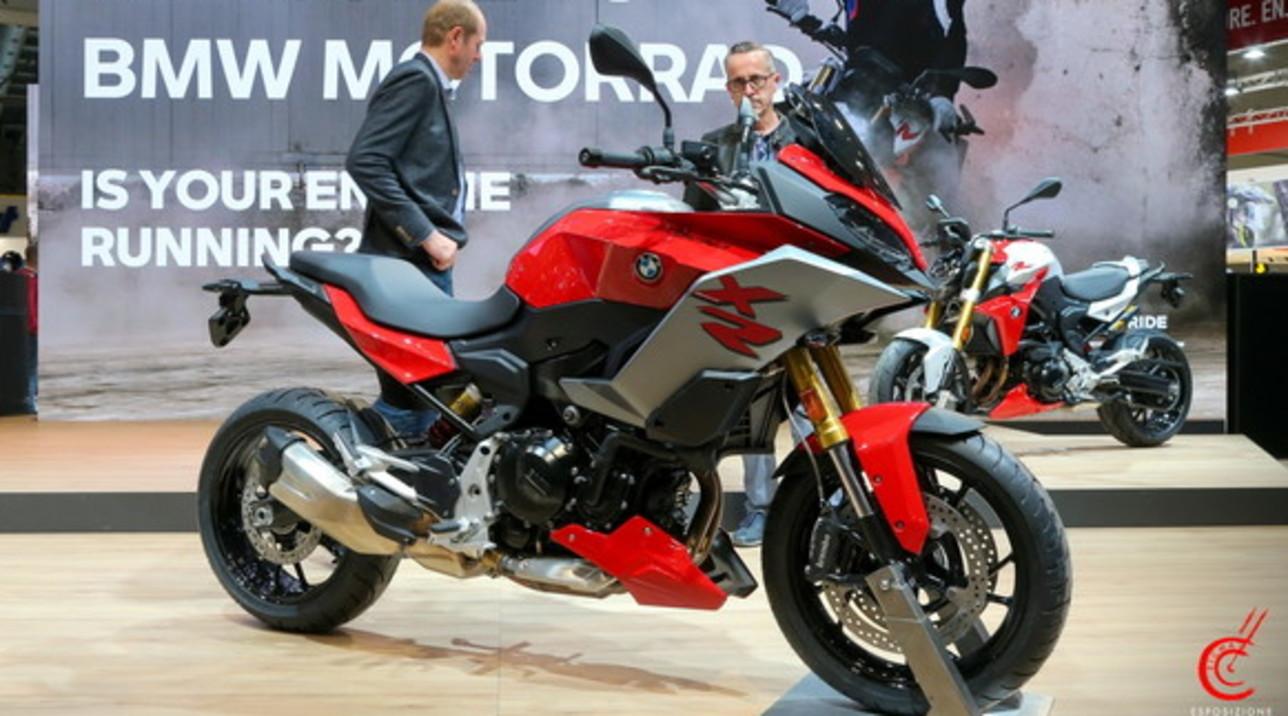 BMW Motorrad a Eicma 2019