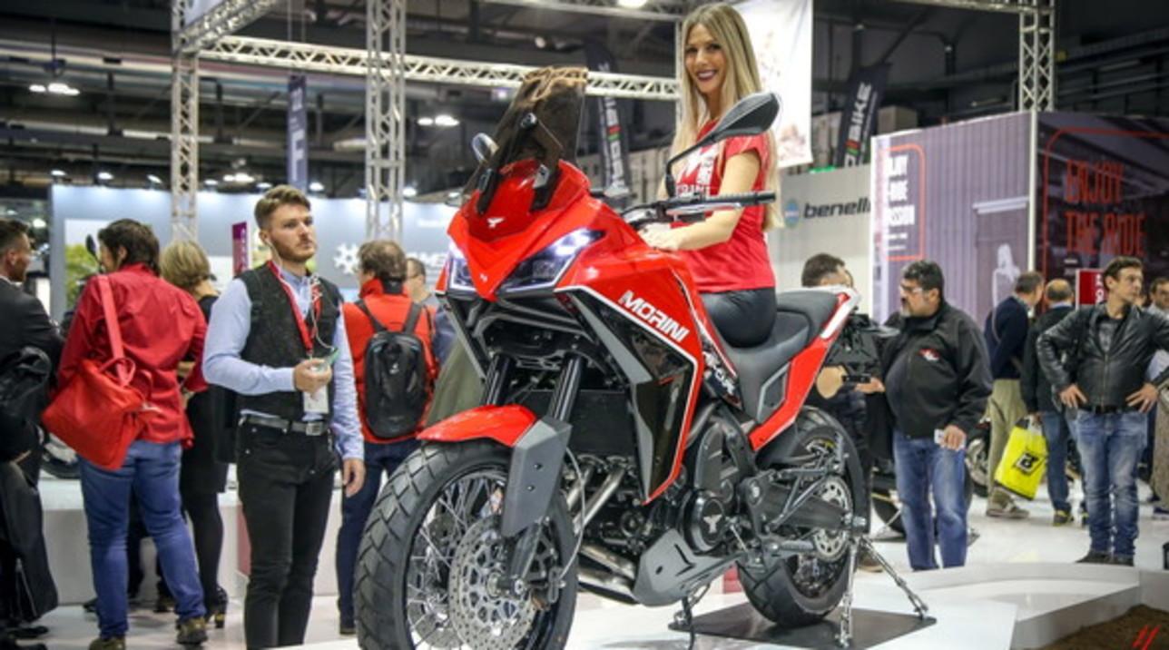 Moto Morini a Eicma 2019