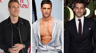Moda uomo, belli e sexy: 10 super modelli da tenere d'occhio