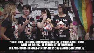 Jo Squillo: Wall of Dolls Onlus