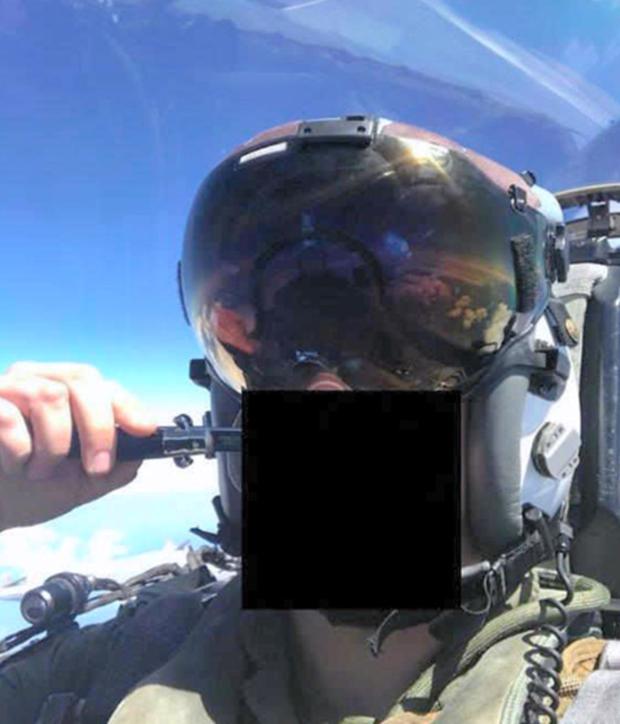 Marines, è stato un selfie a causare lo scontro tra due aerei nei cieli del Giappone