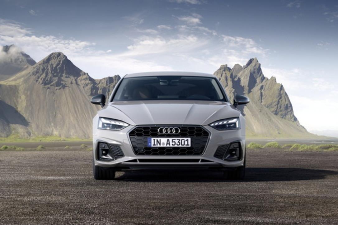 Il fascino della gamma Audi A5