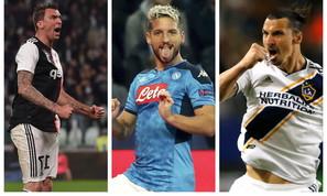 Il Milan con il mal di gol:Mandzukic, Mertens o Ibrahimovic la cura