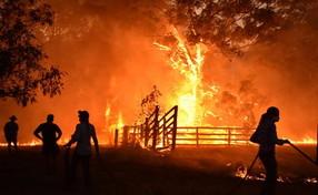 Troppi incendi in Australia, cancellato il rally