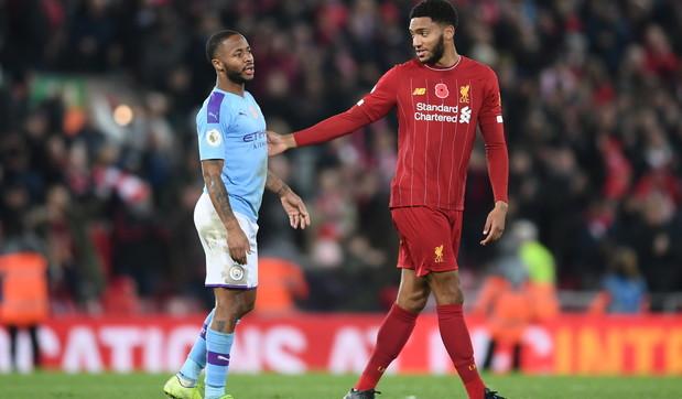 Sterling escluso dall'Inghilterra: lite con Gomez per Liverpool-City