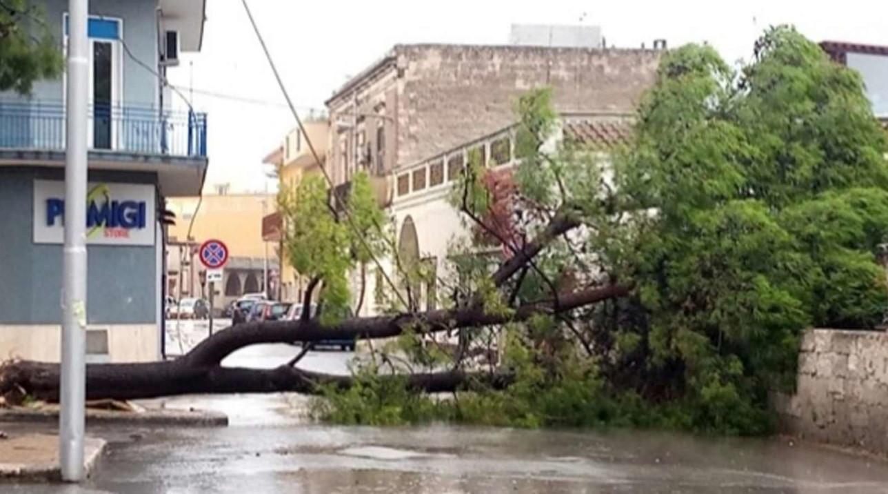 Maltempo, scuole chiuse a Taranto