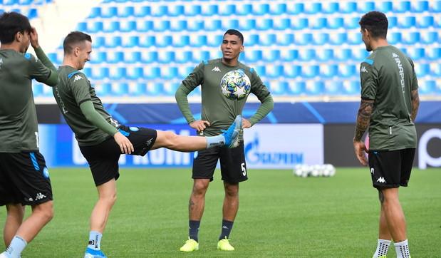 Napoli, i giocatori hanno paura dopo le rapine   Aperta un'inchiesta