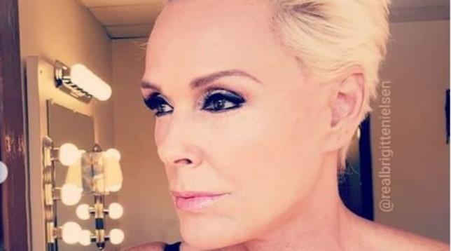 Brigitte Nielsen, sex symbol anche a 56 anni