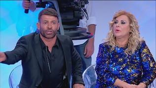 Tina Cipollari furiosa con Armando Incarnato: