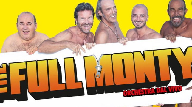 The Full Monty Luca Ward Rivela Gianni Fantoni E Superdotato Tgcom24