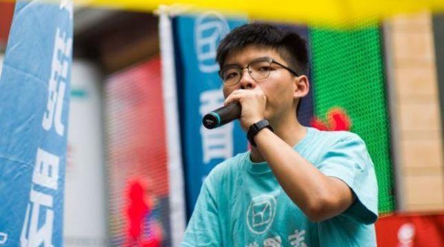 Hong Kong, la Corte nega l'espatrio all'attivista Joshua Wong: doveva venire in Italia