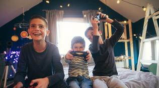 Gli eroi dei videogiochi uniti in una maratona streaming per la cura del diabete