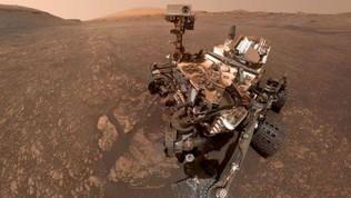 Nasa: individuati i primi indizi di ossigeno nell'atmosfera di Marte