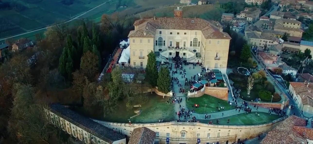 A Govone per il più grande mercatino di Natale d'Italia