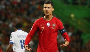 """""""Ronaldo sta bene e giocherà contro la Lituania"""""""