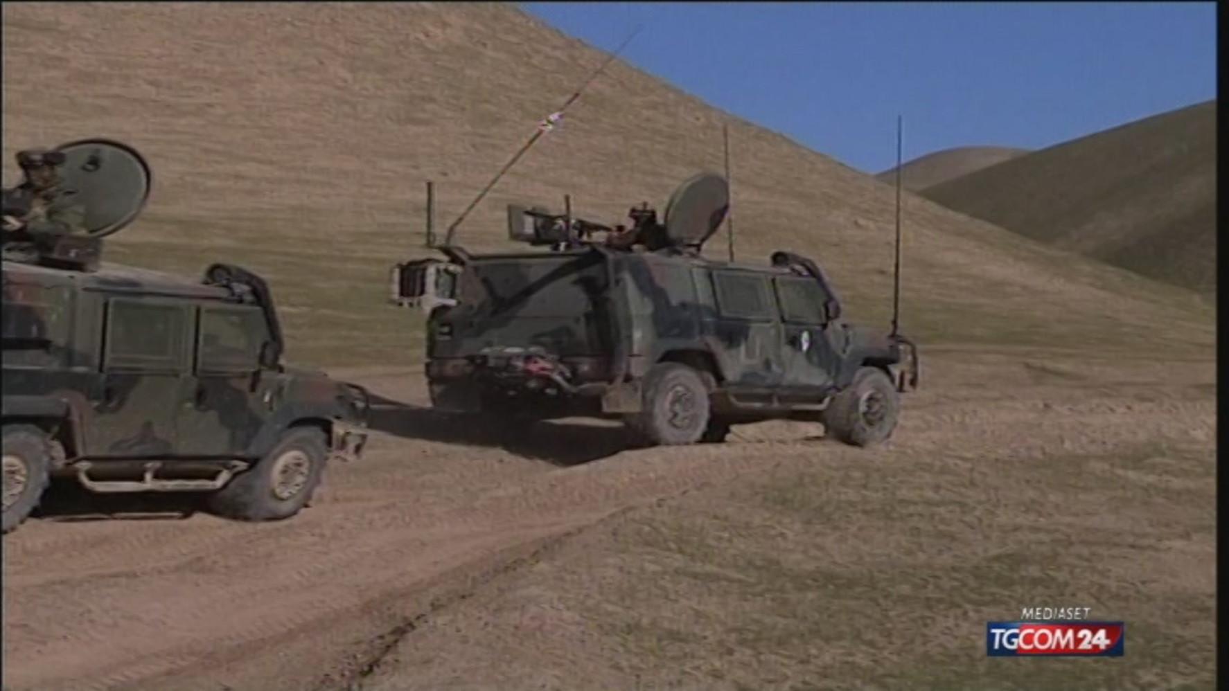 Attentato in Iraq, aereo con i militari feriti arrivato a Ciampino - TGCOM