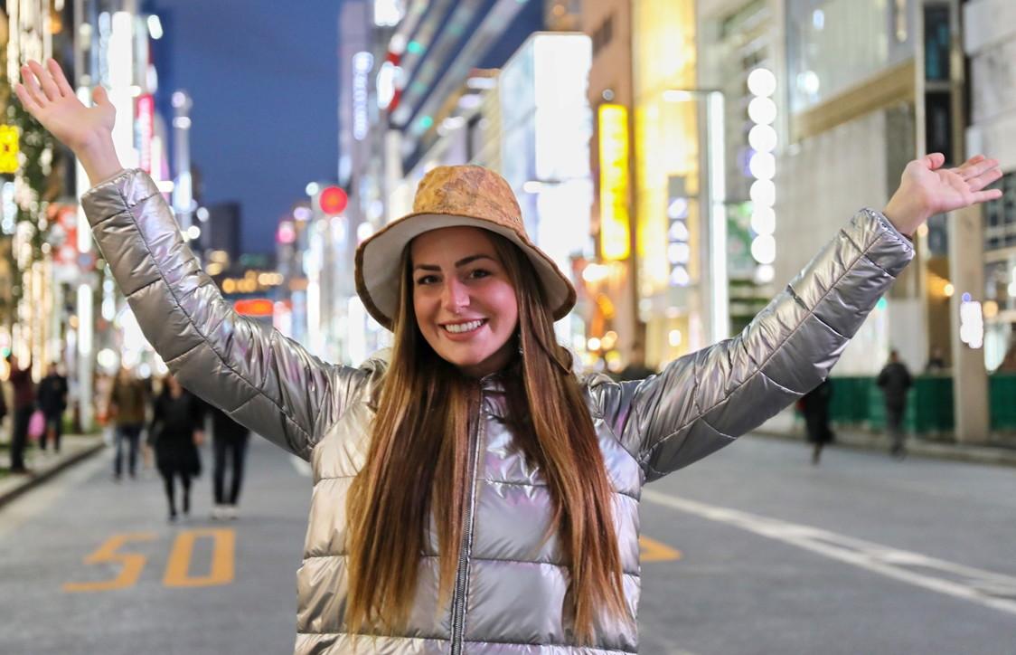 Donnavventura a Tokyo: tra futuro e tradizione