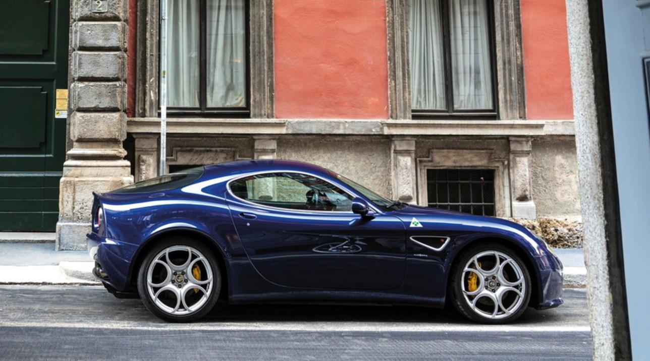 Color Maserati Blu Notturno