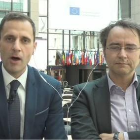 Cavoletti da Bruxelles - Sassoli presidente