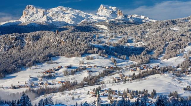 Cortina: la Regina delle Dolomiti presenta l'inverno 2019