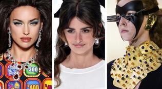 Moda, i gioielli: preziosi ed esagerati, i trend visti in passerella