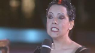 Antonella Ruggiero compie 67 anni: nel 1998 cantava