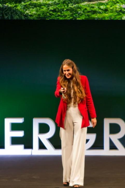 Claudia Pesle, Direttore Generale di Evergreen Life