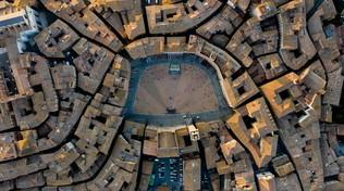 Prospettive inconsuete: 10 città viste dall'alto