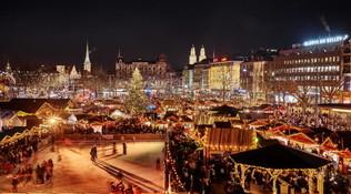 In Svizzera il Natale sfavilla: di luci, leccornie e mercatini