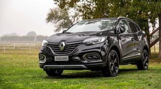 Renault Kadjar, arriva la versione Black Edition