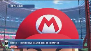 Mario e Sonic diventano atleti olimpici