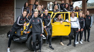 Juventus Women e Jeep, un legame tutto sportivo