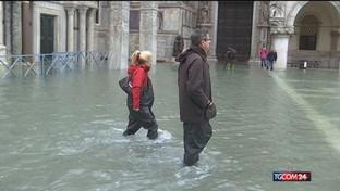 Alta marea a Venezia, la nuova ondata