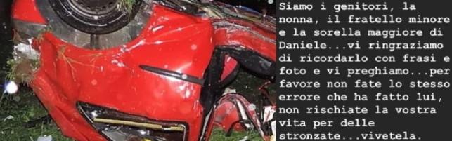 Ruba l'auto alla madre e si schianta: muore un 16enne   I genitori: